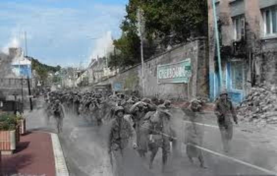 1914.   La grande guerre