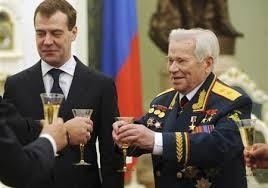 de Staline à Medvedev