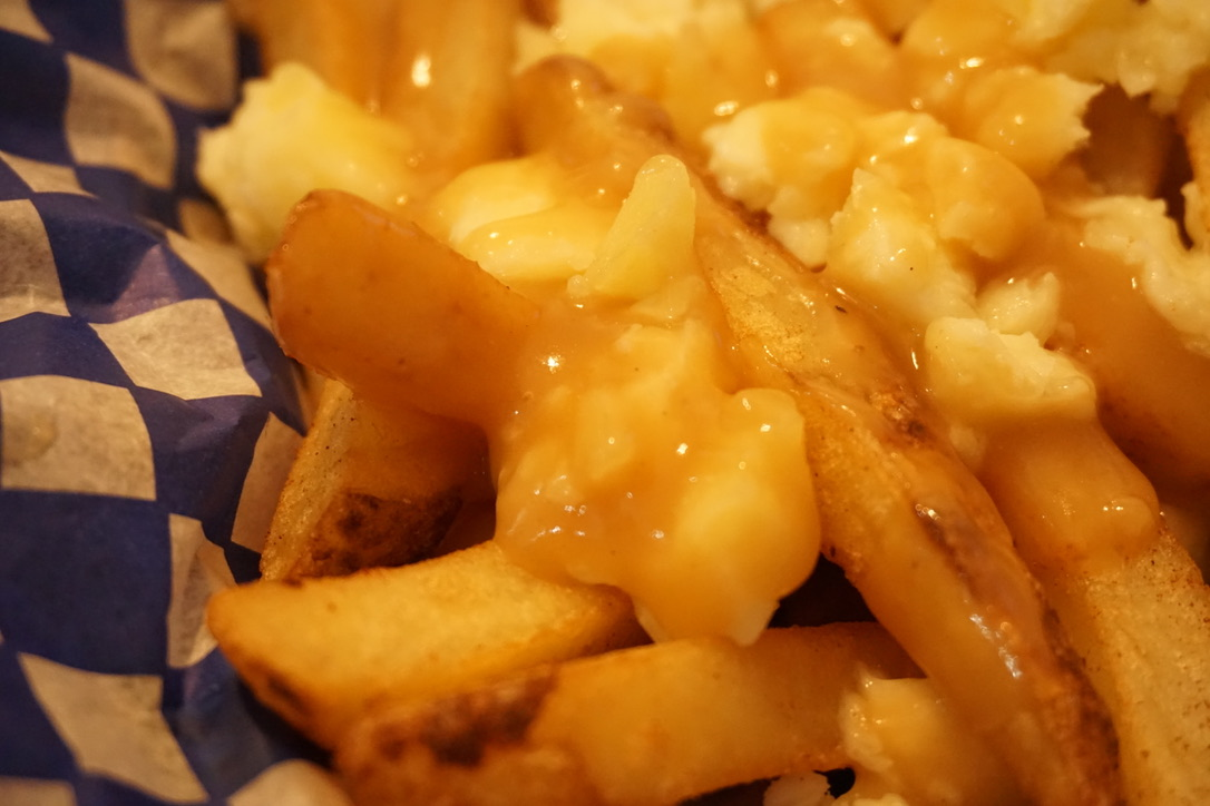 Authentic Poutine