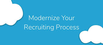 Modernize your recruiting process.