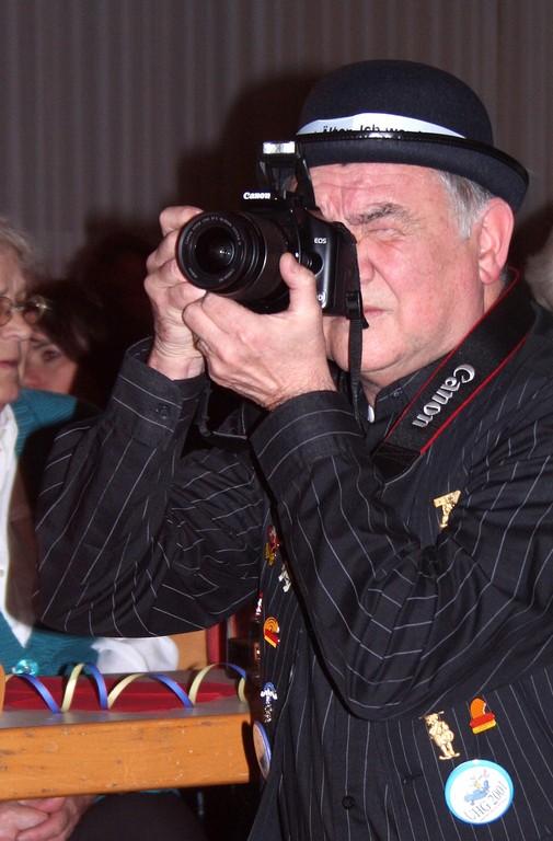 Herzlichen Dank an den Fotografen Dr. Jan Helisch