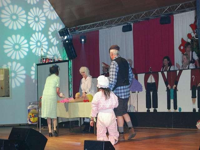 Pap un Mam die jon mem Titti  (Margret, Manuela und Wilfried)