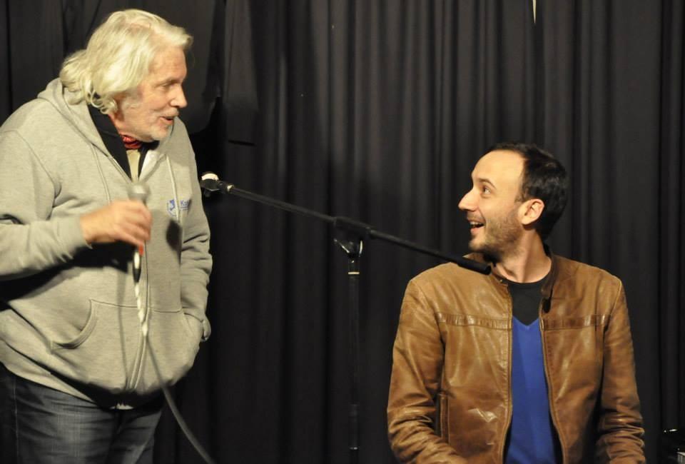 """Live at """"Le Cabaret aux Chansons"""" - Bruxelles - November 2012"""
