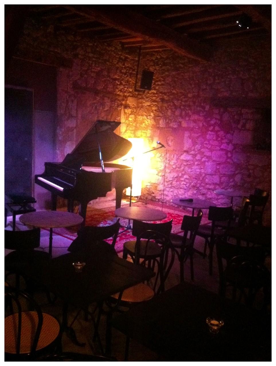 Live at Marciac - November 2012