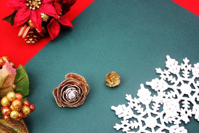 クリスマスの色合いってワクワクドキドキするのなんでだろう~(なんでだろう~)