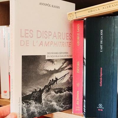 Annpôl Kassis, Les Disparues de l'Amphitrite