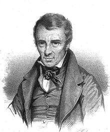 Hugues Felicité Robert de Lamennais