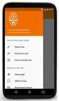 codice QR applicazione Avvocato studiolegaledauria.net per telefonini