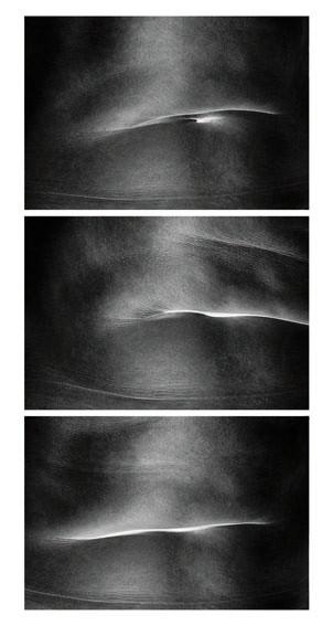 Lignes - 36 x 73 cm - 2011