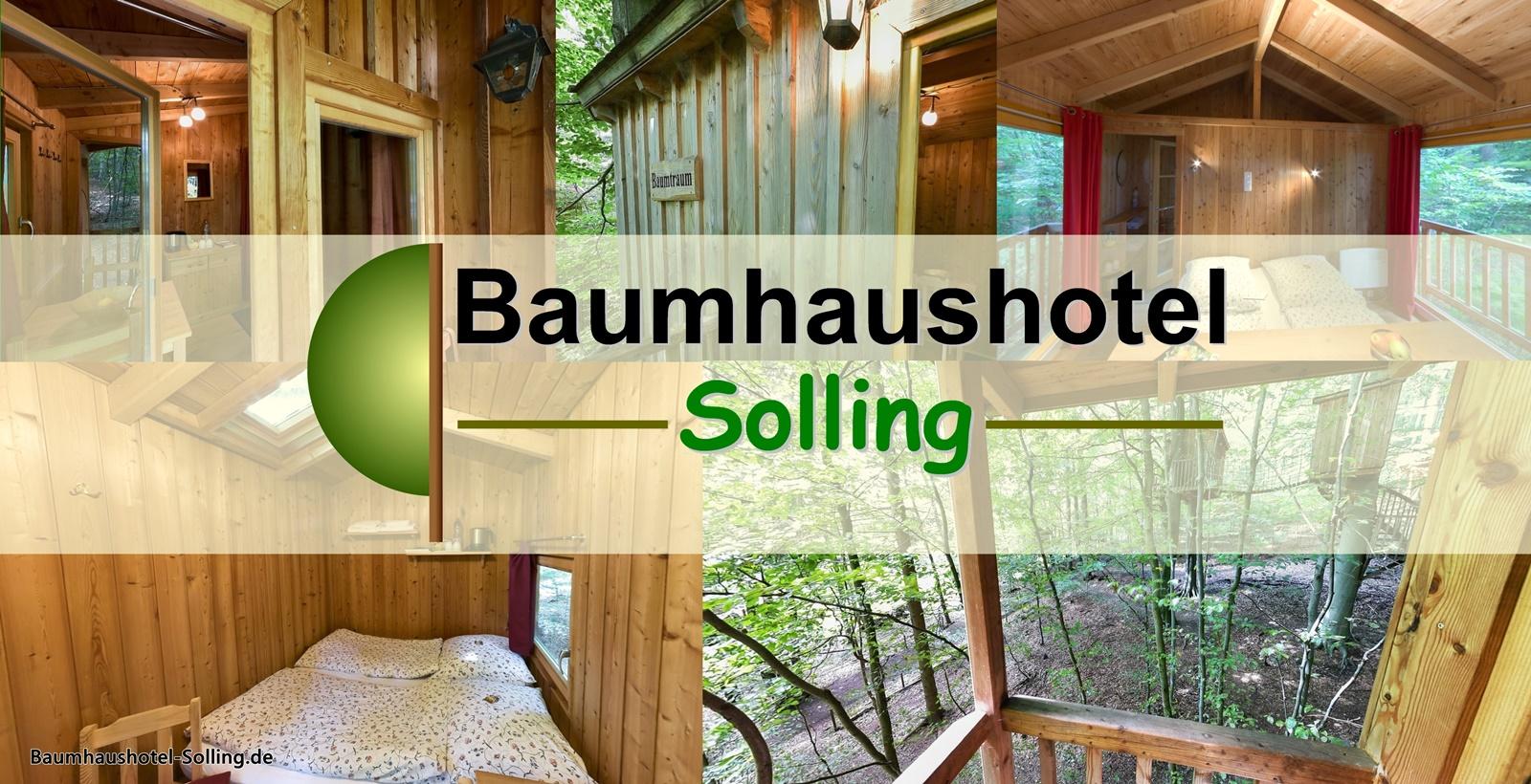 Kalender vom Baumhaushotel Solling