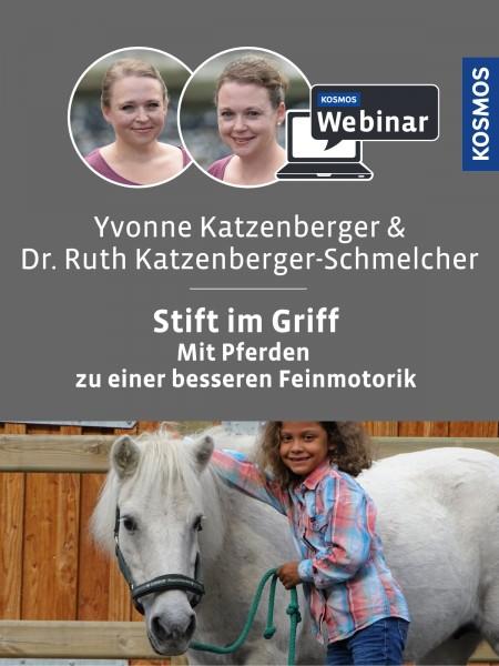 *Stift im Griff: Mit Pferden zu einer besseren Feinmotorik! Das reitpädagogische und reittherapeutische Konzept.