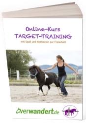 Targettraining Pferd