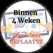 tegeloutlet met snelle levertijd nodig kies voor De Tegel Expert