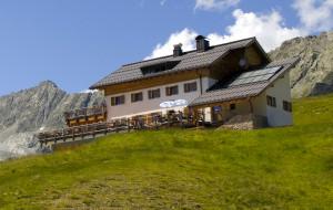 Riffelseehütte (2293 m)