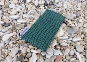 Python moosgrün