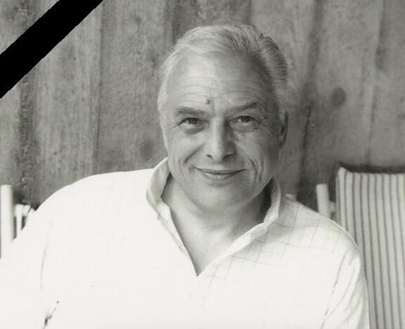 Fred Stocker 4.6.1928 – 22.8.2020, Organist in Lachen: 1963 – 2017