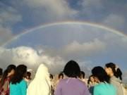 ハワイのティーチャーコース参加の時の写真