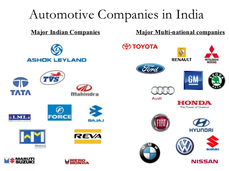 India The Next Gold Rush For Automotive Companies