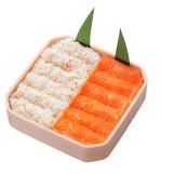 知床鮨をはじめ棒寿司などを販売します。