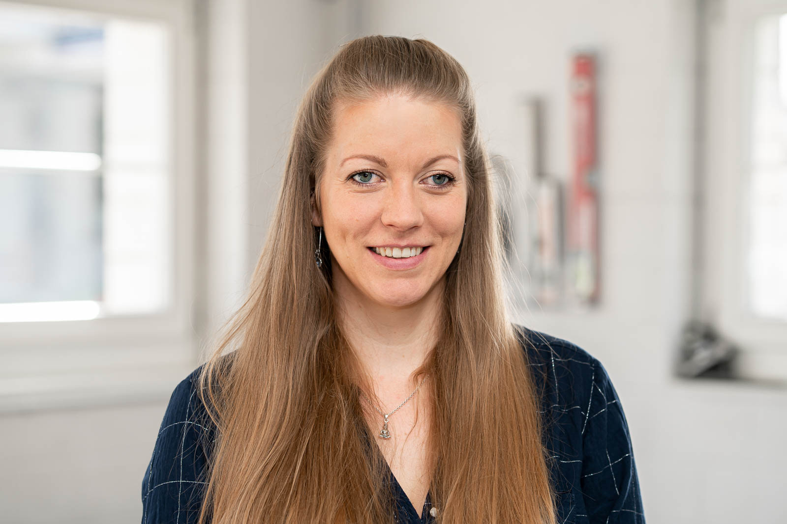Carmen Lempen - Assistentin