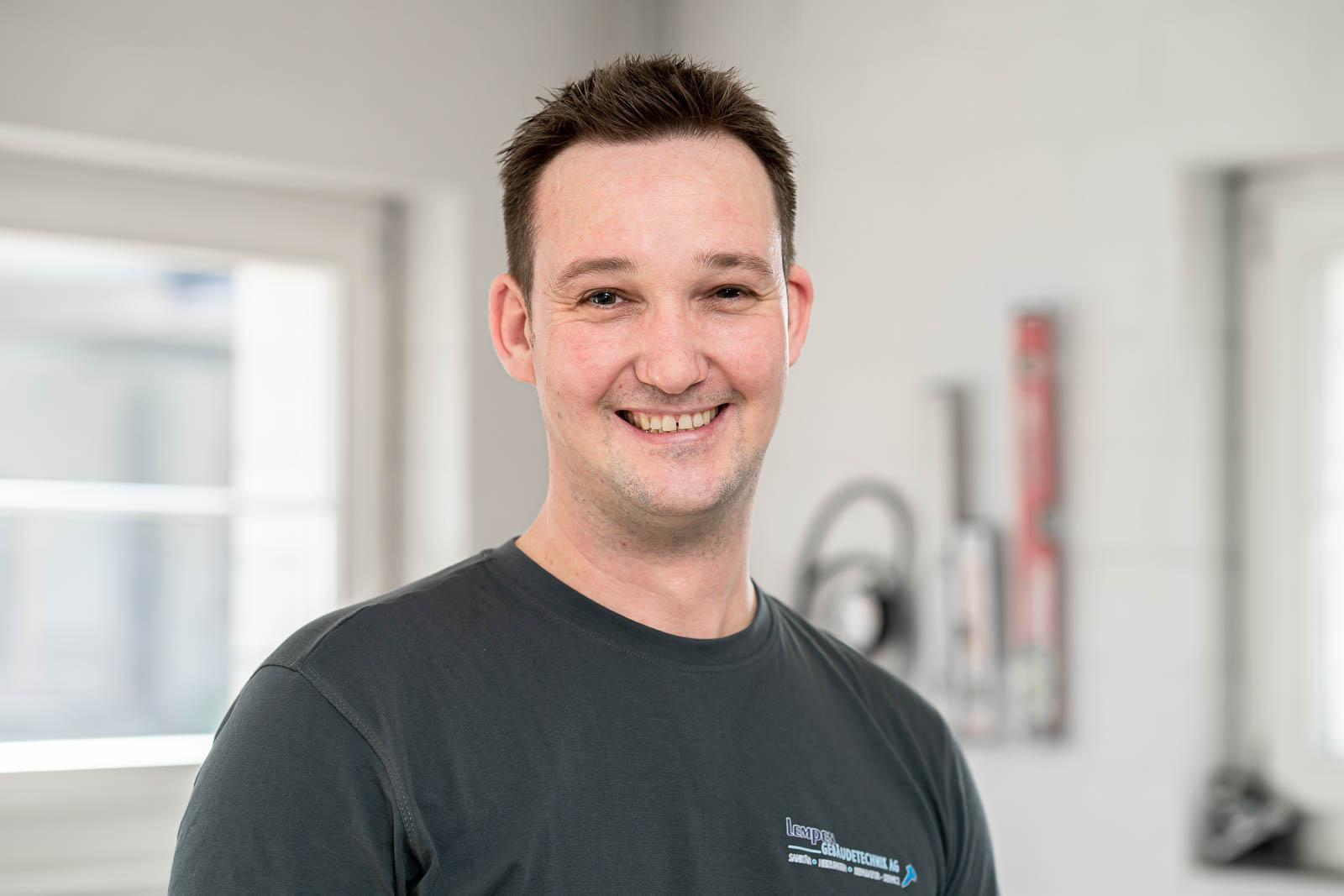 Daniel Lempen - Geschäftsführer und Verwaltungsratsmitglied