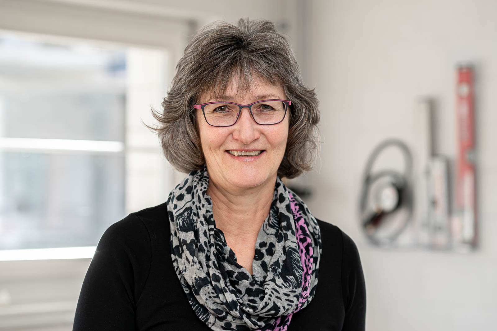 Rosmarie Lempen - Kaufmännische Angestellte
