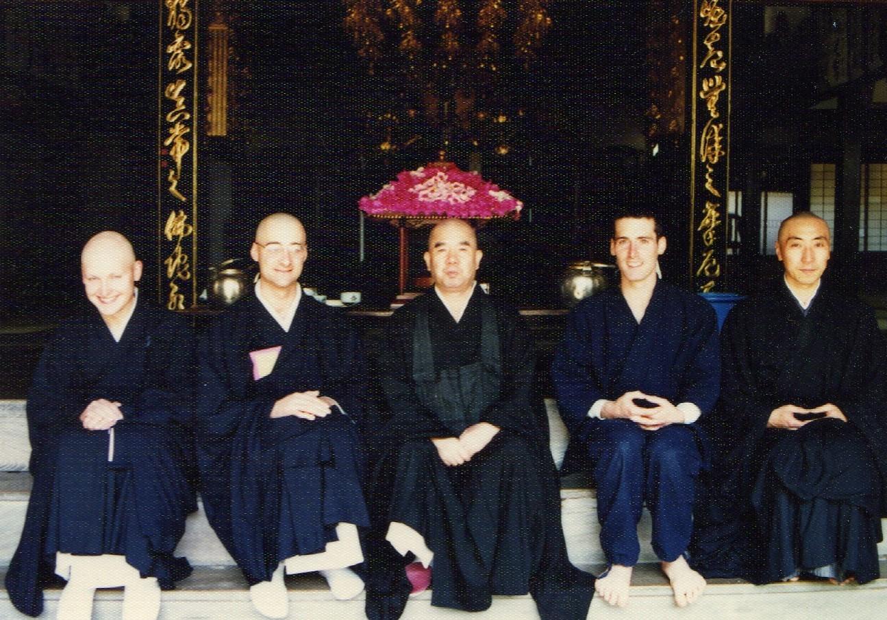 Dia de Buda en Hosshinji