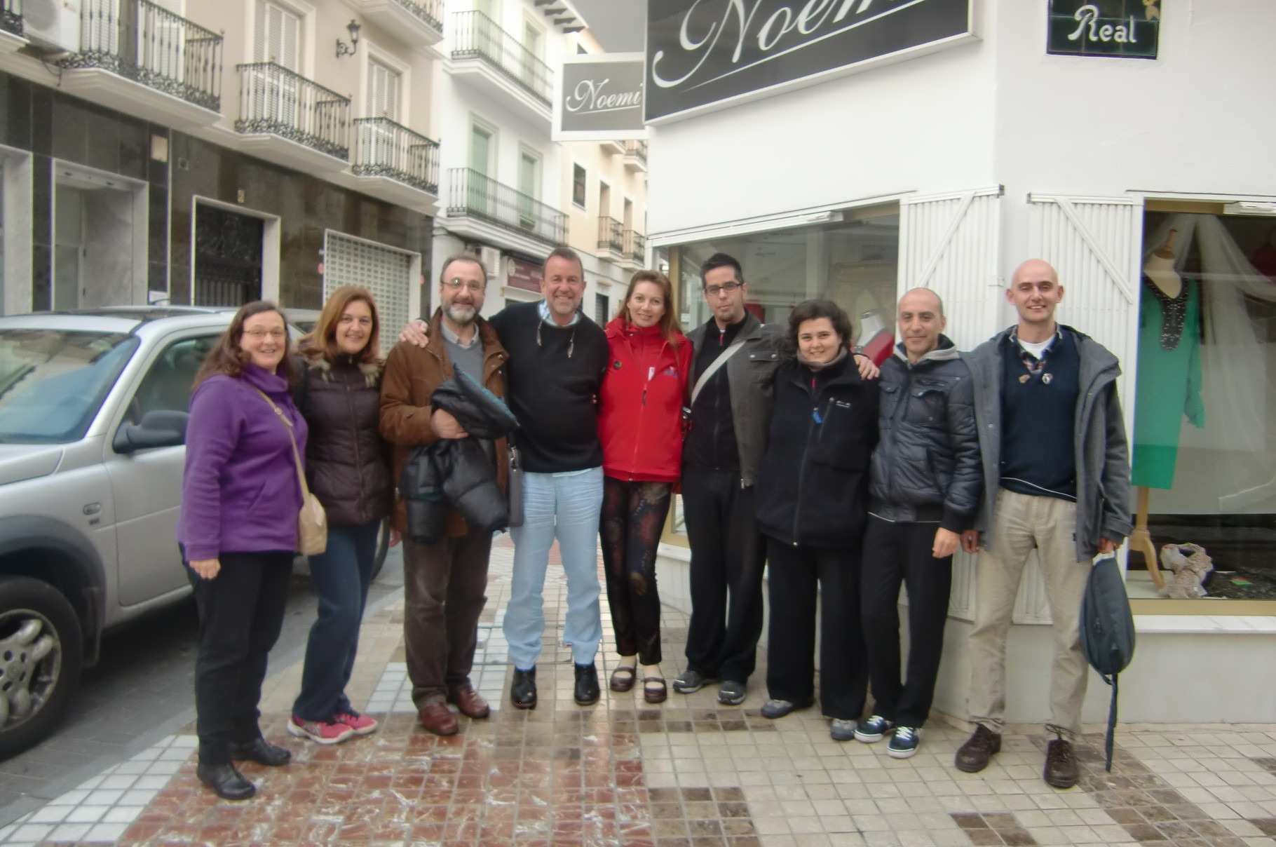 Grupo Jikiden Reiki en Malaga