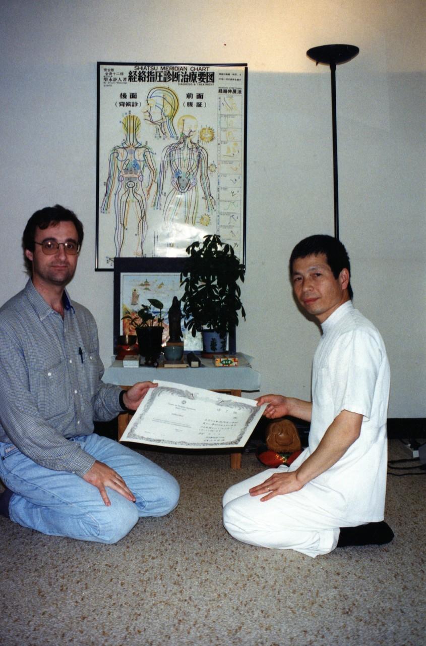 Con Hideo Asai