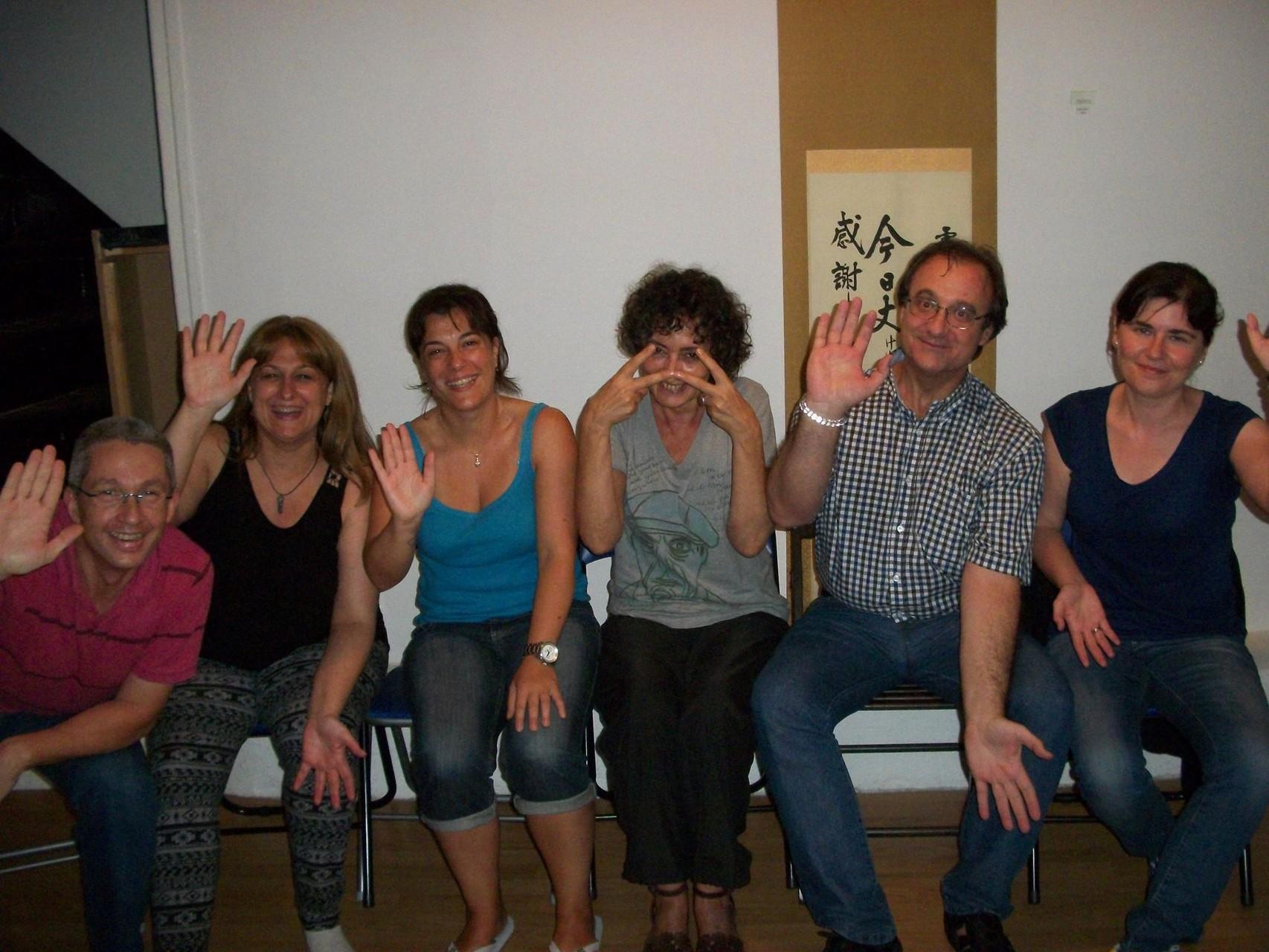 Grupo Shoden en Samsara - Barcelona