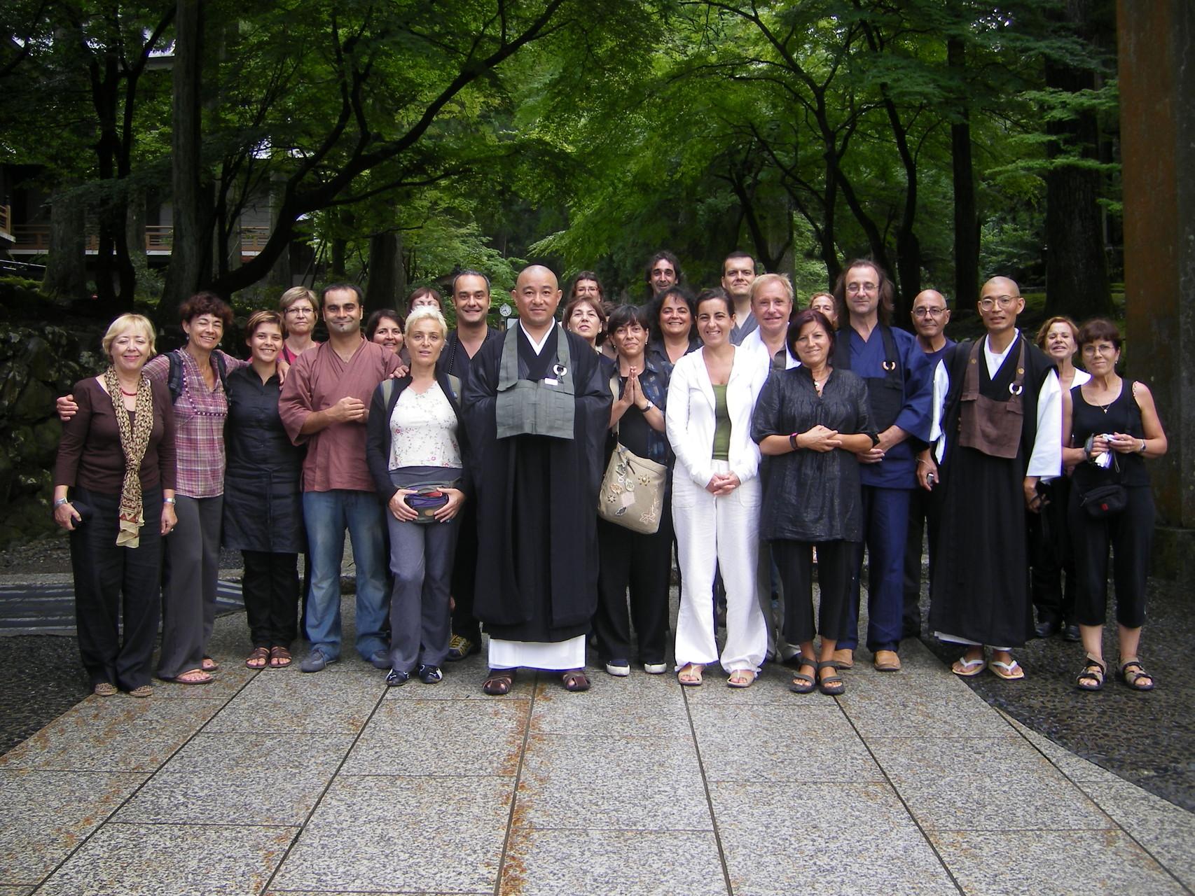 Viaje Zen en Eiheiji - Japón