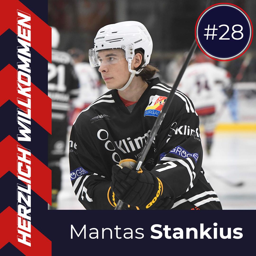 Mantas Stankius wird zum Eisbär