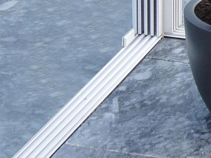Glasschiebewand Wien