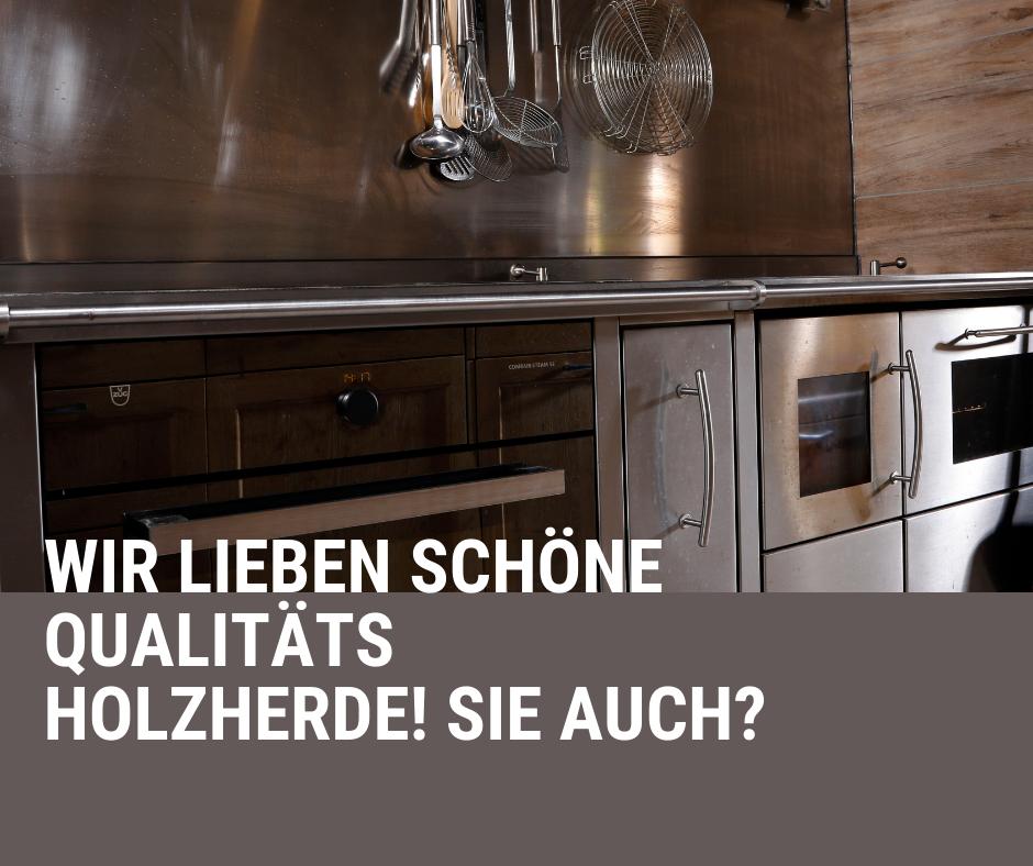 Holzkochherd von peterkeramik - Region Thun Bern
