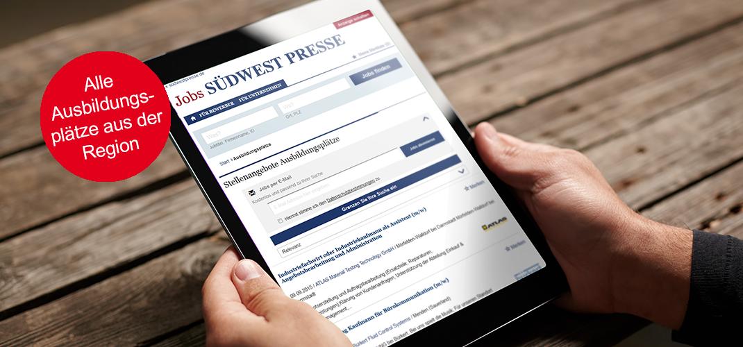 Kickstart Magazin Südwest Presse Jobs