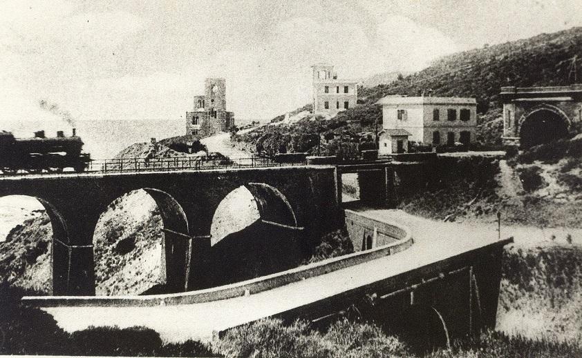 Viadotto del Quercetano, presso Castiglioncello