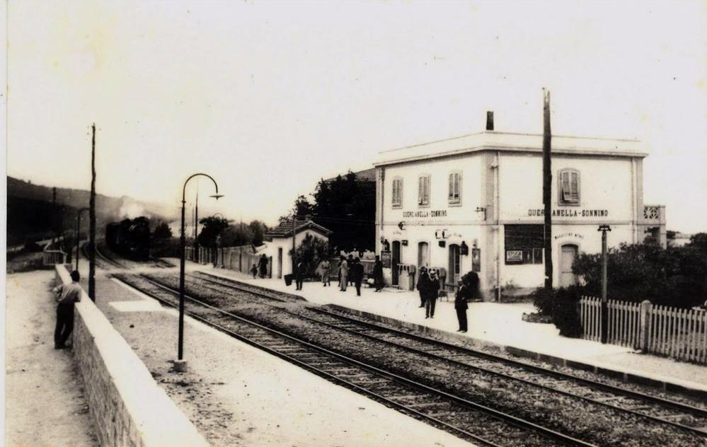 Stazione di Quercianella-Sonnino