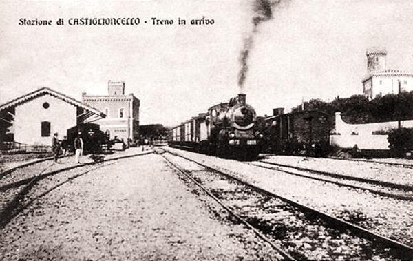 Stazione di Castiglioncello