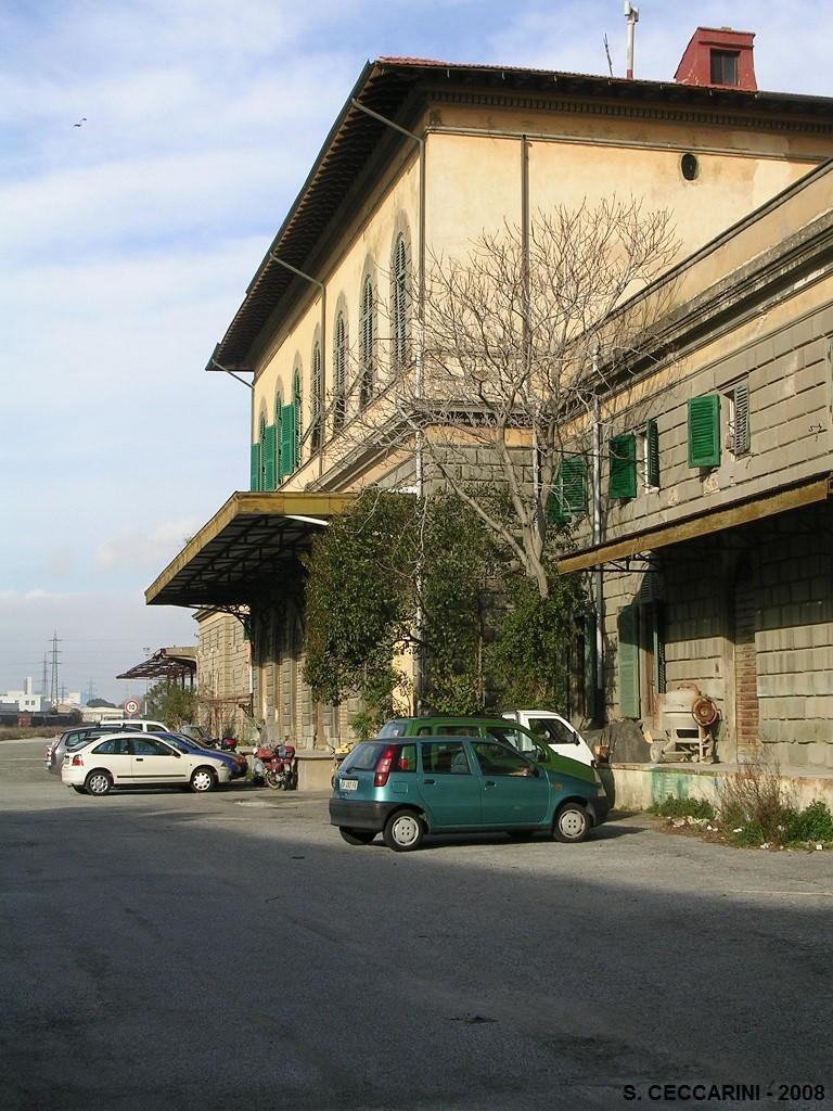 ll corpo di fabbrica principale nel 2008
