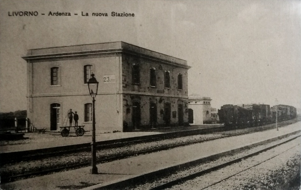 Stazione di Ardenza