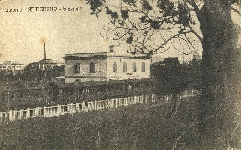 Stazione di Antignano