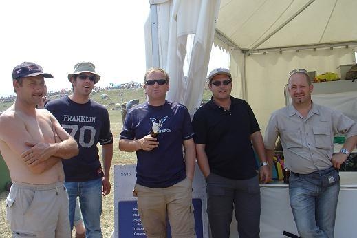 Die Besten vom Drachenfliegerclub Pfalzen