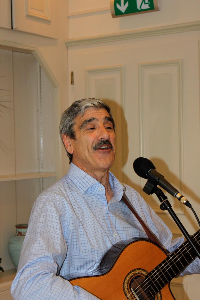 M. Duarte, mai 2014