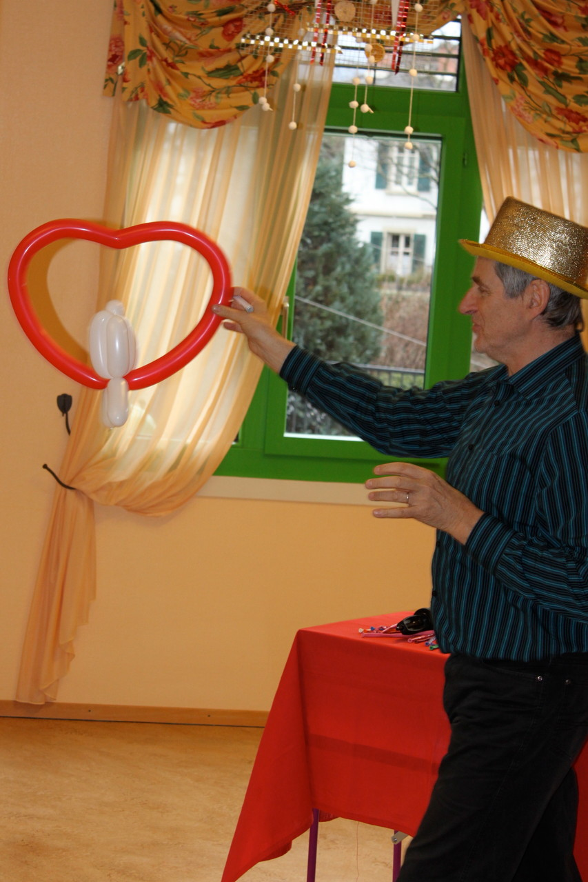 Les Chapiteaux du Coeur, février 2014