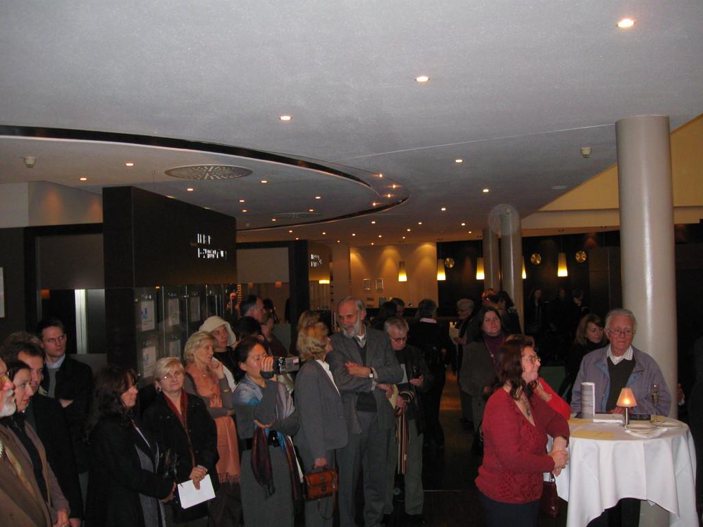 Ausstellung in NH Hotel Raunheim