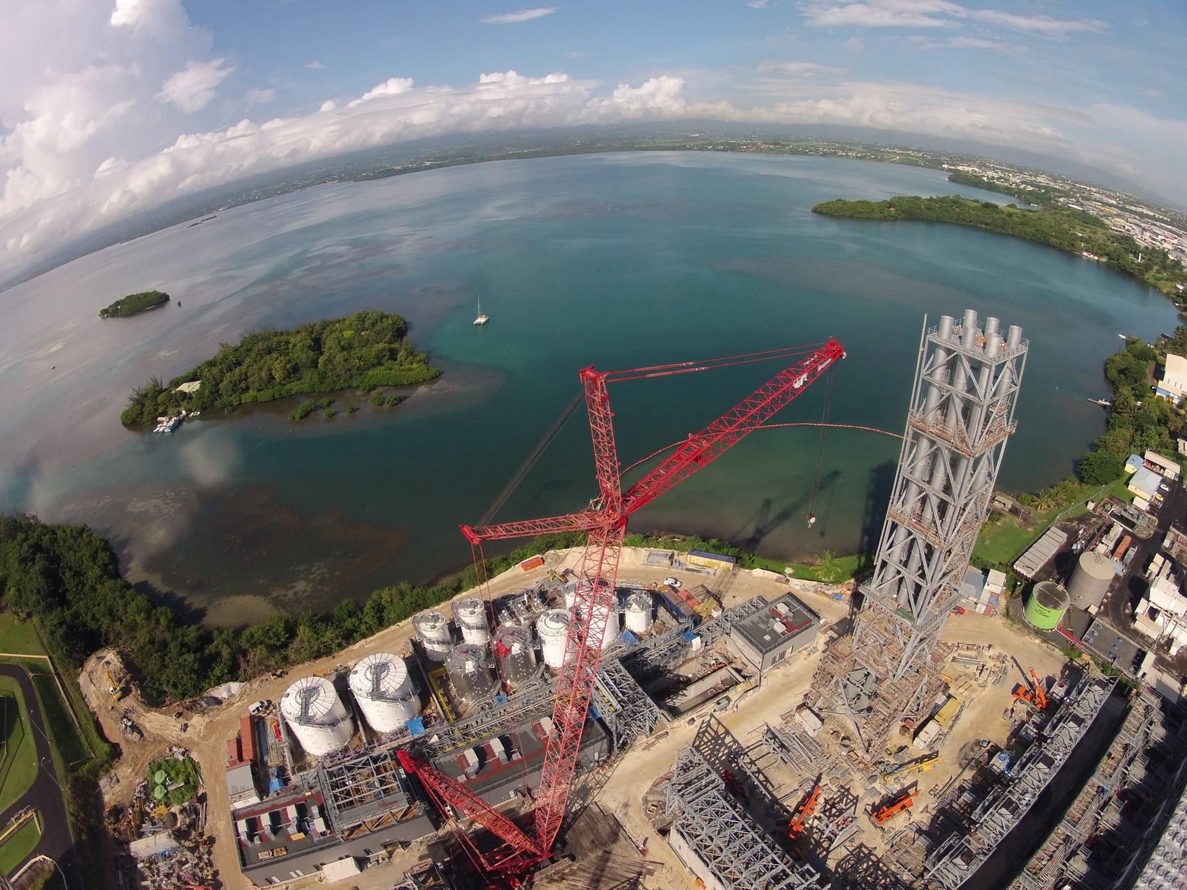 2012-2014   EDF - MAN Diesel & Turbo SE: Diesel Power Plant Guadeloupe