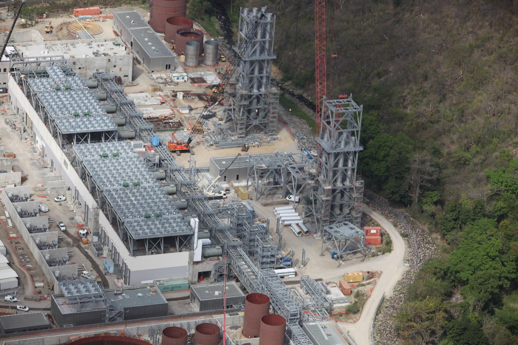 2011-2012   EDF - MAN Diesel & Turbo SE: Diesel Power Plant Martinique