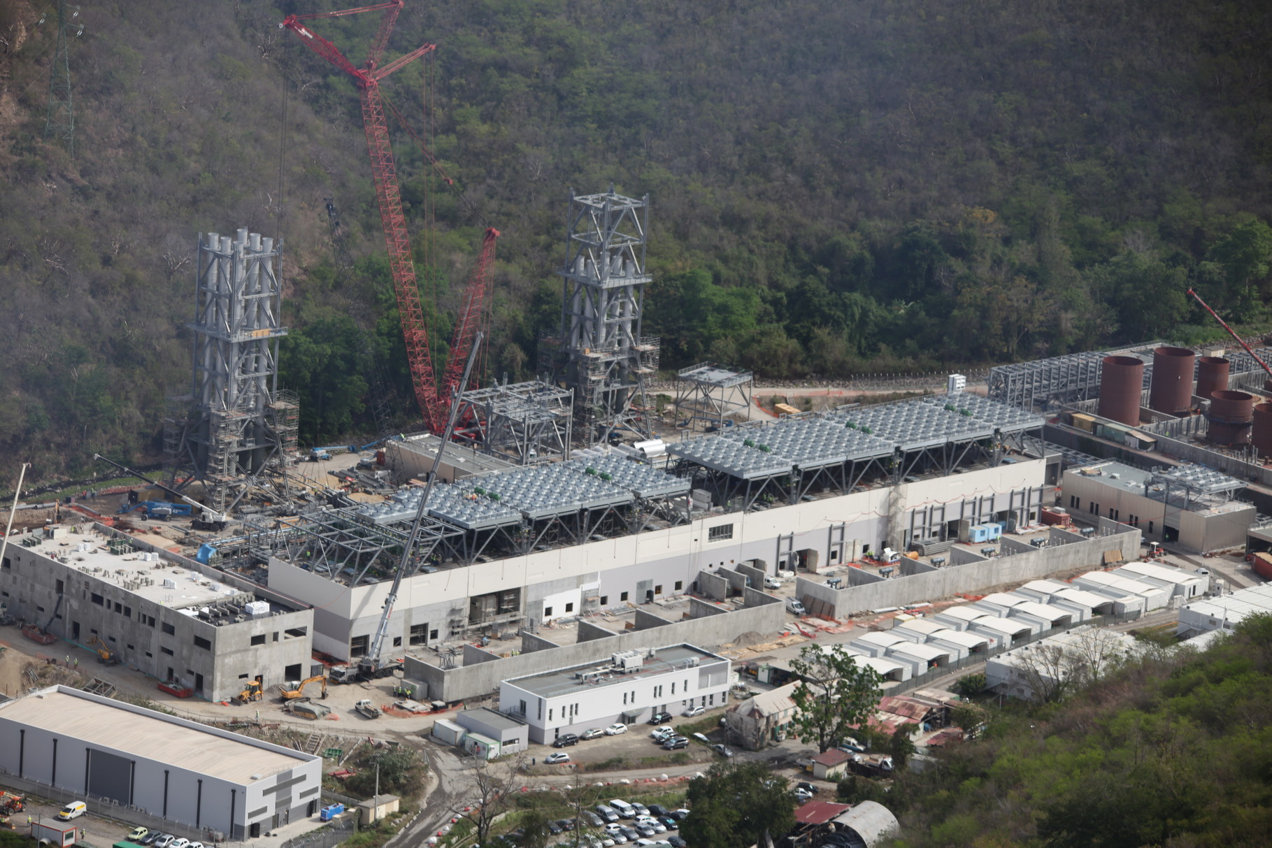 2011-2012   EDF - MAN Diesel & Turbo SE: Diesel Power Plant Martinique
