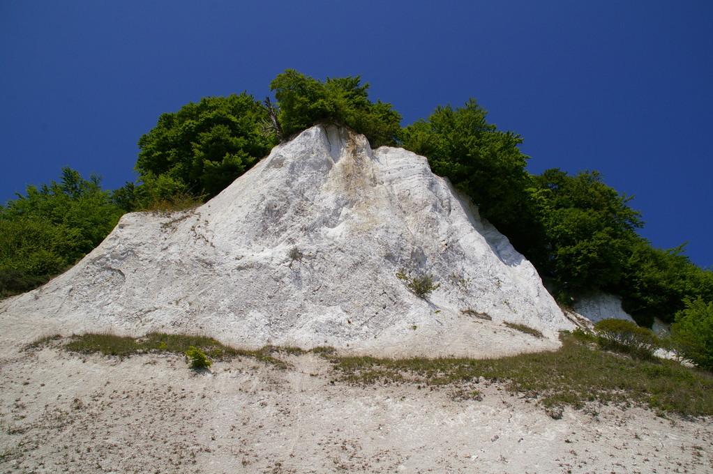 Kreidefelsen im Natinalpark Jasmund