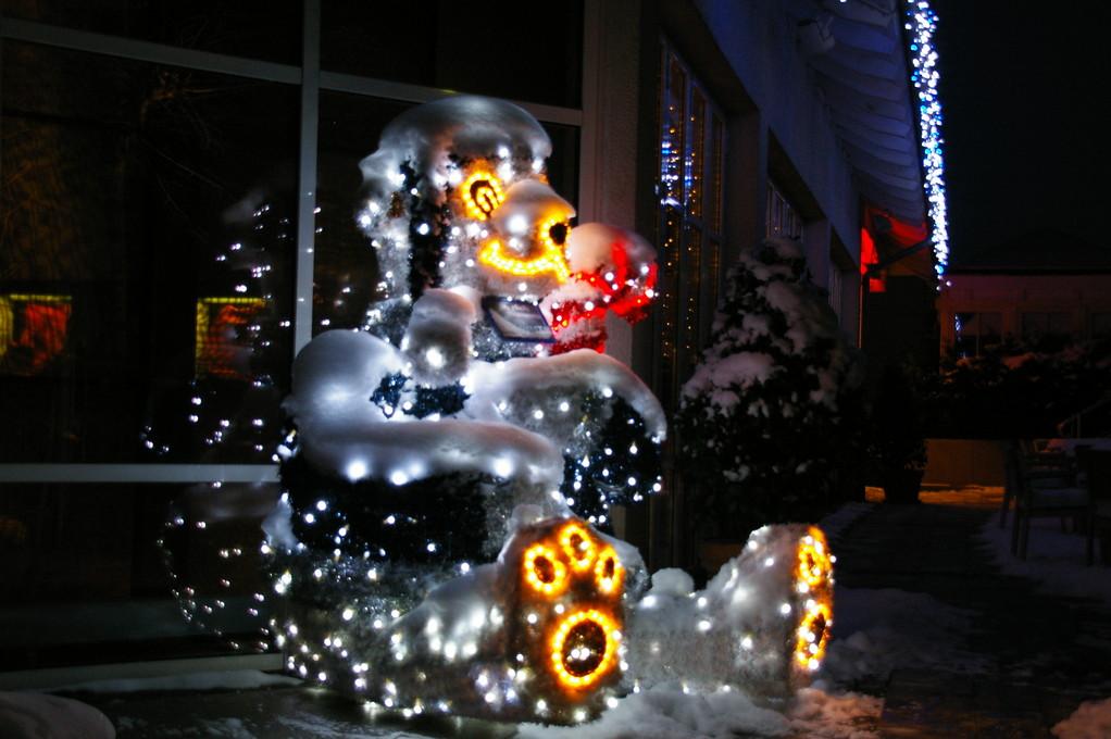 Weihnachten in Binz